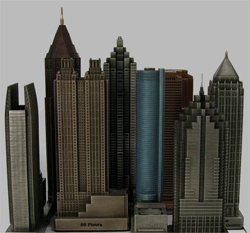 atlanta skyline infocustech replica buildings replicabuildings blog