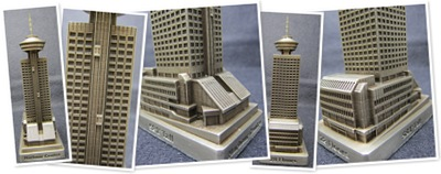 View Harbour Centre- 100' Scale