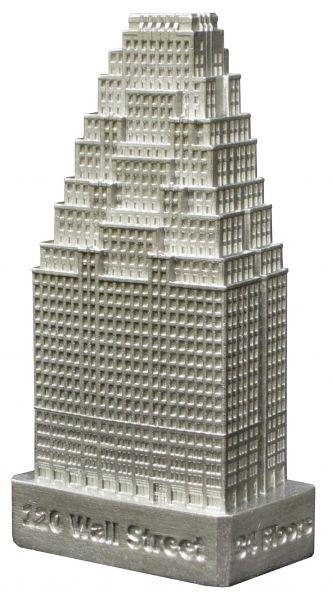 Replica Buildings Infocustech 120 Wall Street 150 New