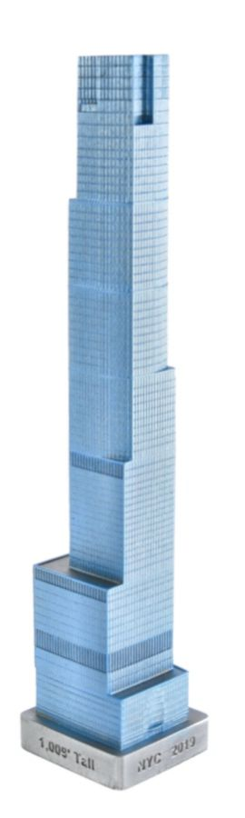 35 Hudson Yards 150 (Blue)