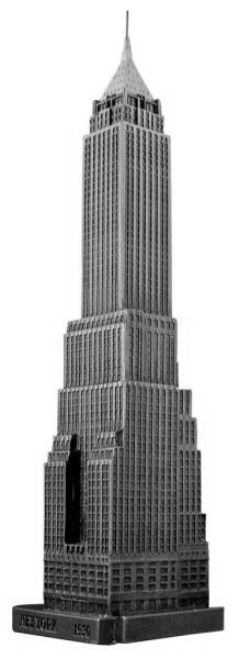 Replica Buildings Infocustech 40 Wall Street New York