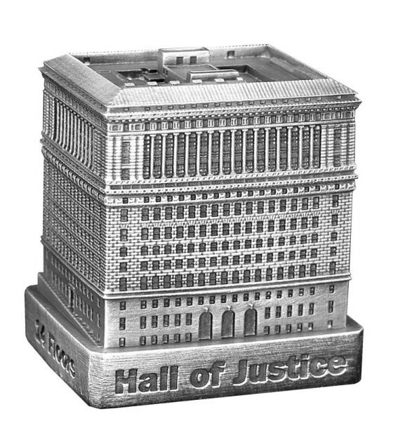 Hall of Justice 100