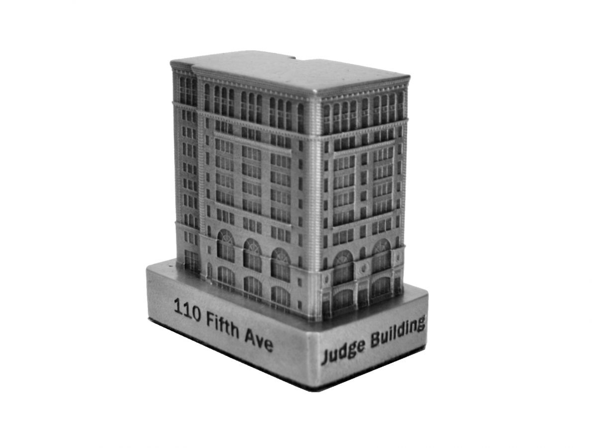 Judge Building 100