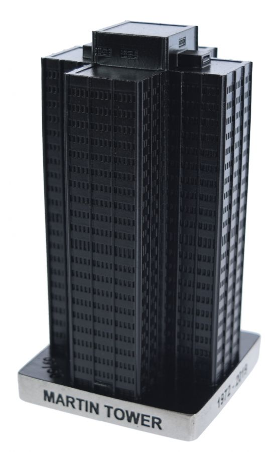 Martin Tower 75 Black