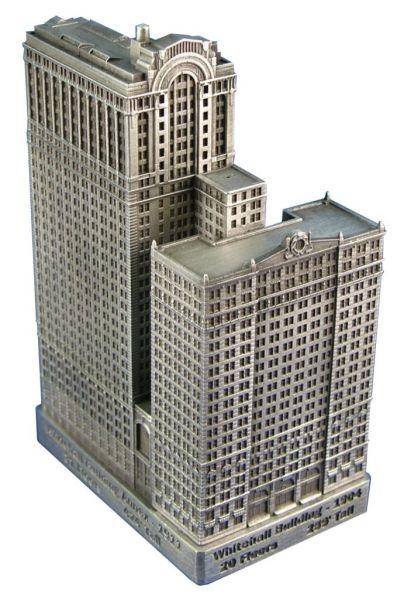 Replica Buildings Infocustech Whitehall Buildings 100