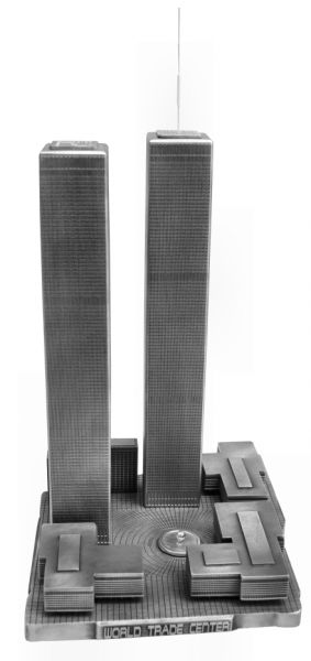 Twin Towers Complex 100