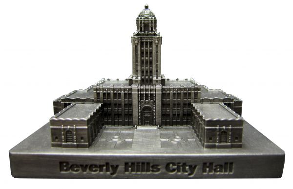 Beverly Hills City Hall 100