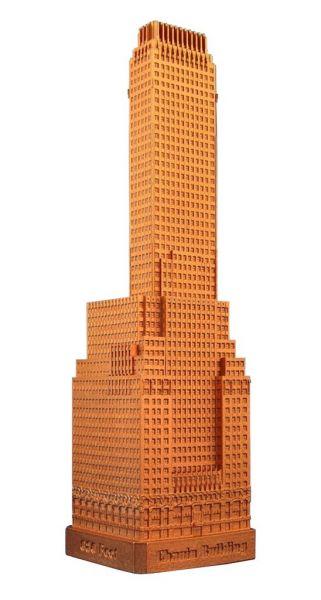 Replica Buildings Infocustech Chanin Building 100 New