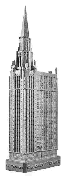Chicago Temple 100