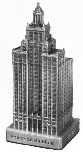 Replica Buildings Infocustech Esperson Building 100