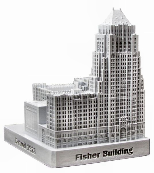 Fisher Building 150