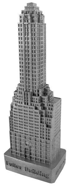 Replica Buildings Infocustech Fuller Building 150 New