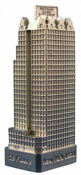 replica buildings - InFocusTech Gotham Bank 100 , New York ...