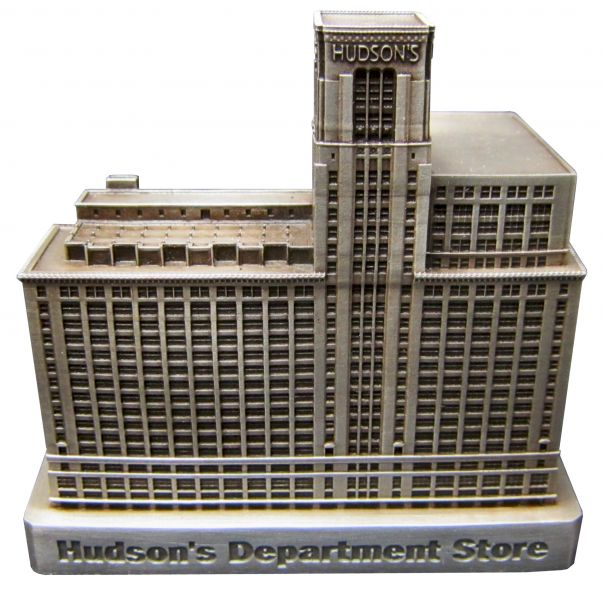 Hudson's Department Store 150