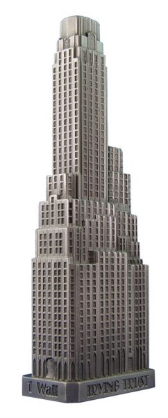 Replica Buildings Infocustech Irving Trust New York City