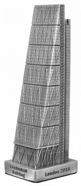 Leadenhall building construction