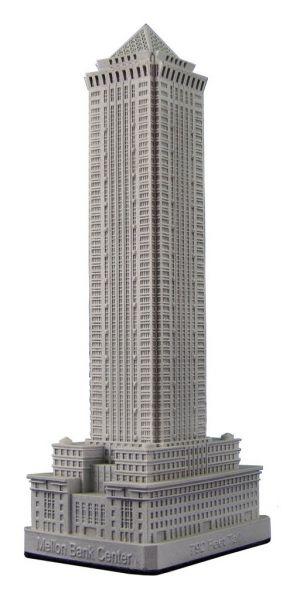 Replica Buildings Infocustech Mellon Bank Philadelphia
