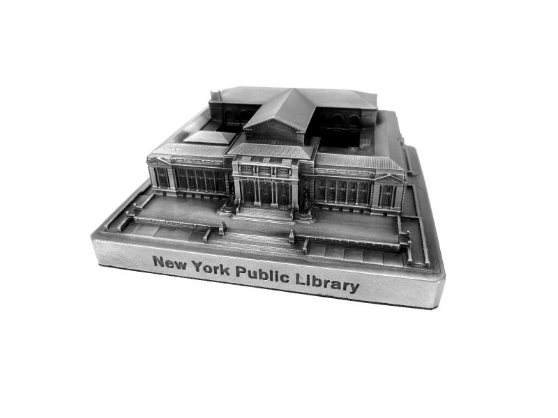 New York Public Library 100