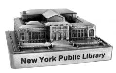 New York Public Library 150