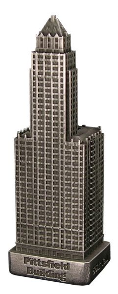 Replica Buildings Infocustech Pittsfield Building 150