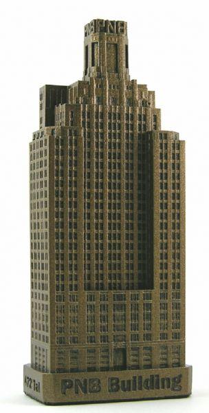 Replica Buildings Infocustech Pnb Bank Philadelphia 184