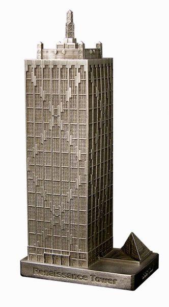 Replica Buildings Infocustech Renaissance Tower 150