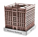Rookery Building 75 (Brown Finish)