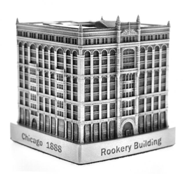 Rookery Building 75