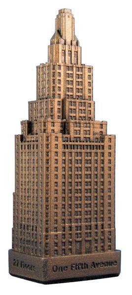Replica Buildings Infocustech 1 Fifth Avenue 100 New