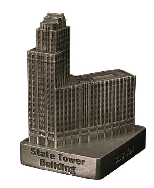 State Tower Building 150