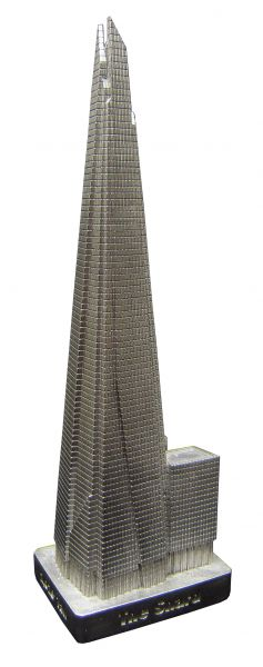 Replica Buildings Infocustech The Shard 150 150 Scale