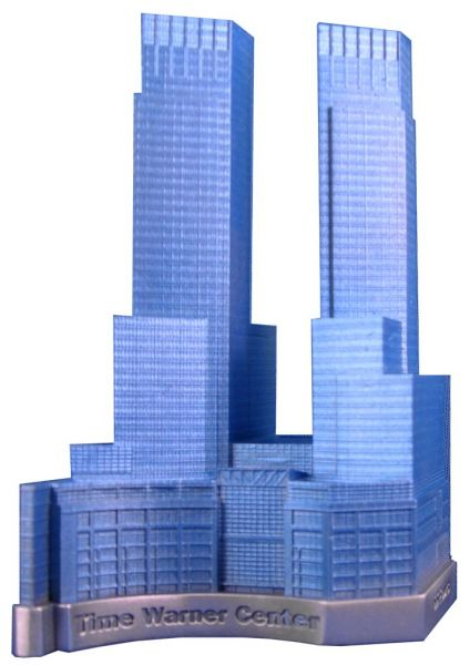 Replica buildings infocustech time warner 150 new york for Model house nyc