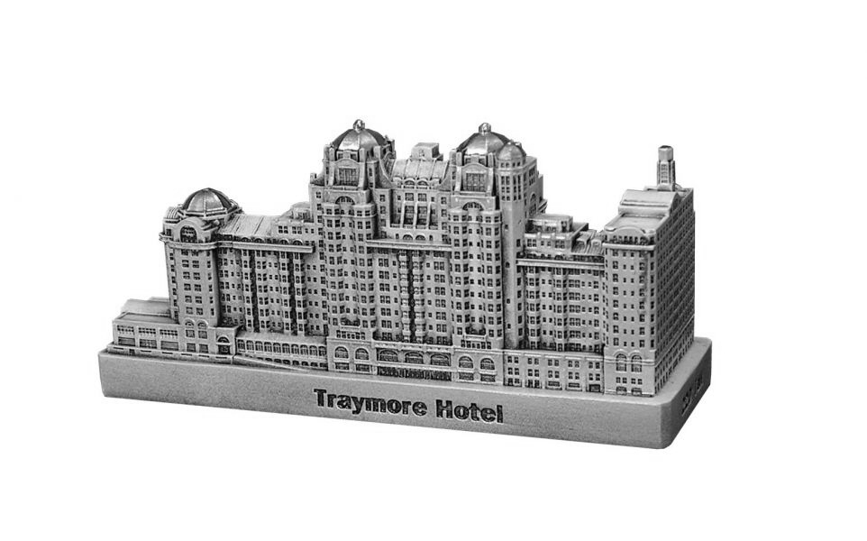 Traymore Hotel 100