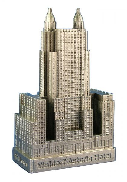 Replica Buildings Infocustech Waldorf Hotel 150 New