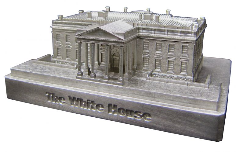 White House- New Pewter