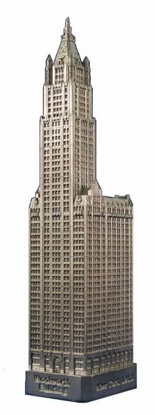 Woolworth Building 150