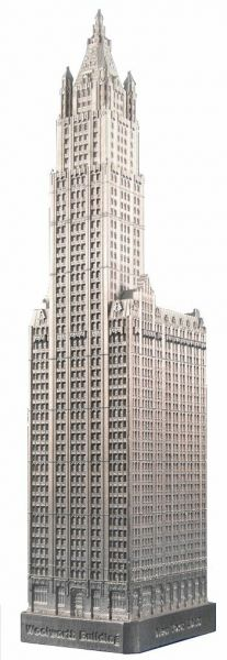 Woolworth Building 100