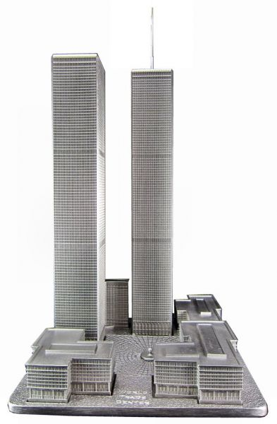 Replica Buildings Infocustech Twin Towers Complex 150