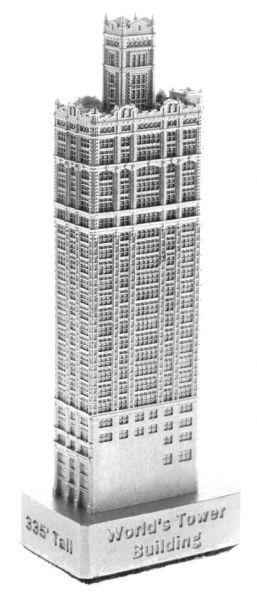 World's Tower Building 100